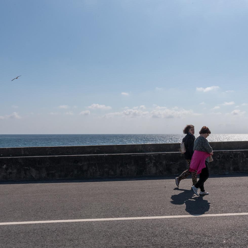 Wieder am Meer
