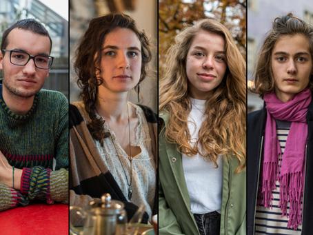 Diplomarbeit: Ein Jahr fürs Klima