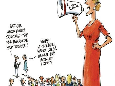 So ziehen Frauen in den Wahlkampf