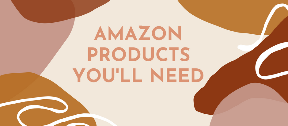 MY CURRENT AMAZON OBSESSIONS
