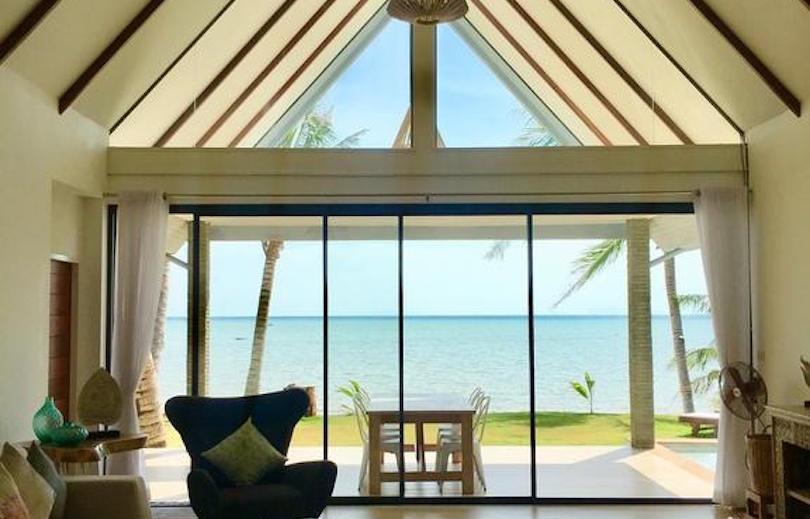 NIBBANA HOUSE BEACH POOL PHANGAN DESIGN