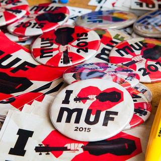 MUF 2015 Merch