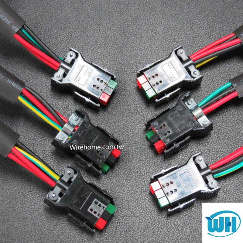 power 動力線 線材加工