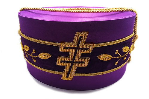 33rd Degree Double Cross Crown