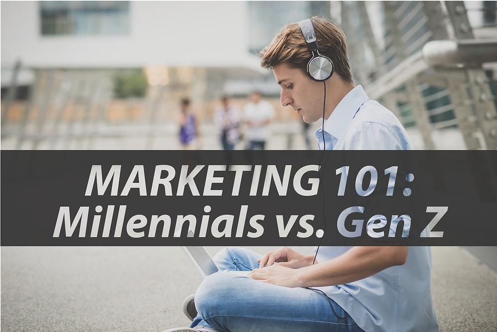 Millennials vs. Gen Z