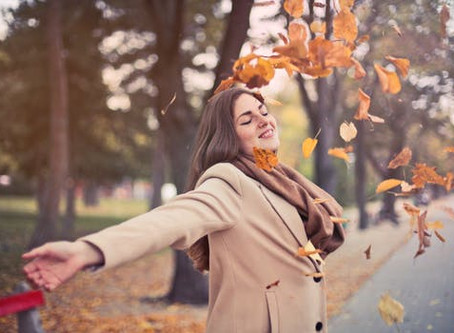 Slow Down and Embrace Autumn