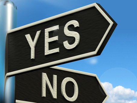"The Power of ""Yes"" and ""No"": The Relationship To Consciousness, Probable Realities and ""E-motions"""