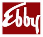 Ebby Hallidy logo