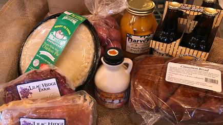 Quarantine Care Package Brunch & Dinner