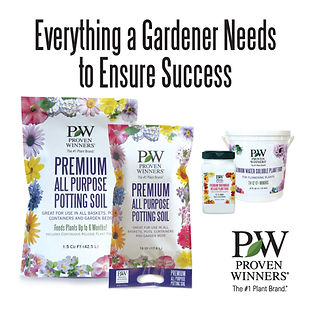 Proven Winners Soils and Plant Foods