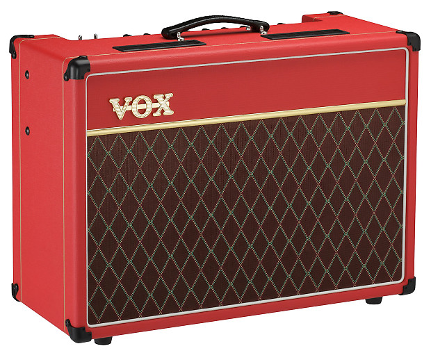 VOX AC 15 C1 - HAND WIRED