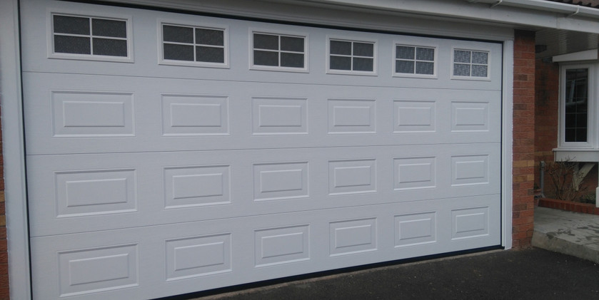 2insulated sectional door with windows.j