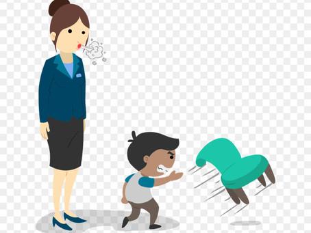 Çocuklarda Davranış Problemi