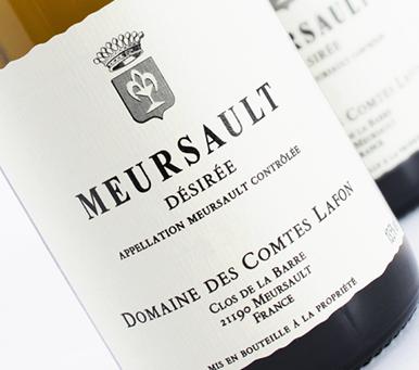 A Beautiful Meursault at Only HK$1,150/Bt - Domaine des Comtes Lafon Meursault Désirée 2015