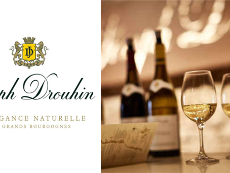 "Limited-Time Offer, Just Arrived: 92pts AM ""Outstanding"" Whites from Joseph Drouhin"