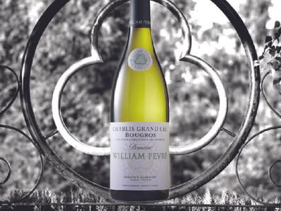 夏布利近年來最受矚目的William Fevre酒莊 2012 Chablis Bougros Grand Cru