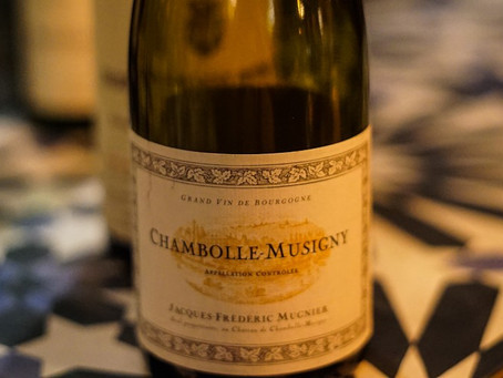 New Release - JF Mugnier Chambolle-Musigny 2017, Only 24 Bottles Available