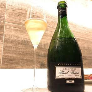 Tasted And Recommended! Paul Bara Special Club 2008, Super Expressive Champagne Example from 2008