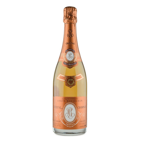 Cristal Rose (Gift-box) 2004 | Louis Roederer (1*75cl)
