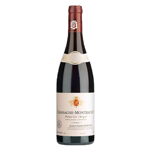 Chassagne-Montrachet Morgeot Rouge 1er Cru 2018 | Ramonet (1*75cl)