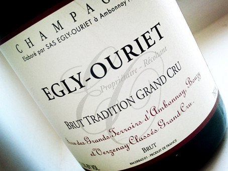 A champagne to stock up at home - Egly-Ouriet Grand Cru Brut Tradition