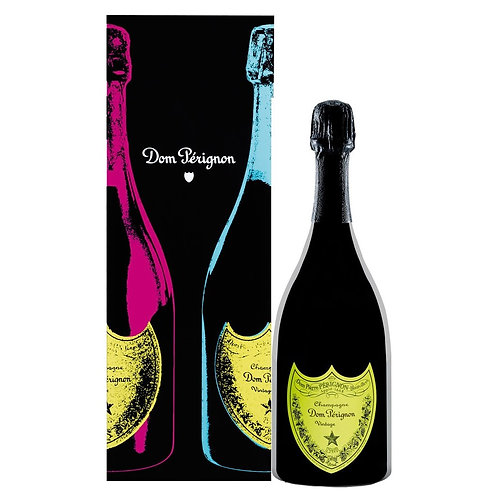 Andy Warhol Tribute Collection 2002 | Dom Perignon (1*75cl)