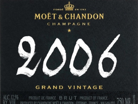Have a Blast with this Magnum-sized, 93pts 2006 Moët & Chandon Grand Vintage Brut, only HK$760/b
