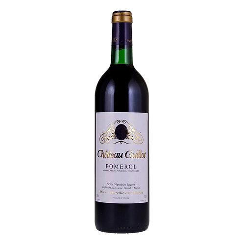Pomerol 2000 | Guillot (1*75cl)
