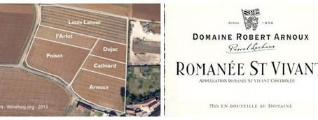 Neighboring Cathiard, Robert Arnoux Romanee-St-Vivant 2007 & Other RSV In-Stock at Discounted Prices