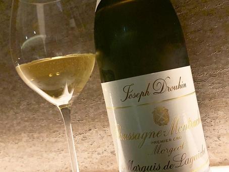 """Routinely One of Drouhin's Finest White Wines"", Joseph Drouhin Marquis de Laguiche 1er Cru 2017"