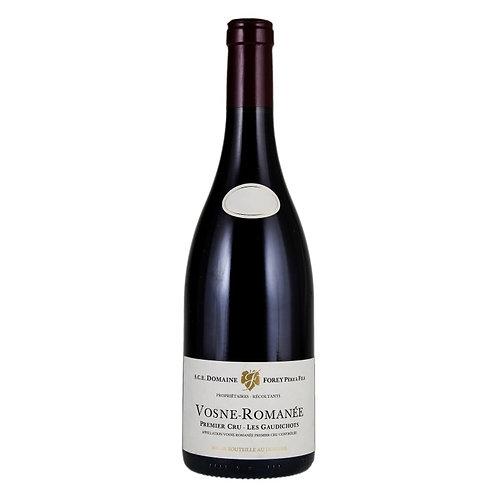 Vosne-Romanee Les Gaudichots 1er Cru 2002   Forey Pere et Fils (1*75cl)
