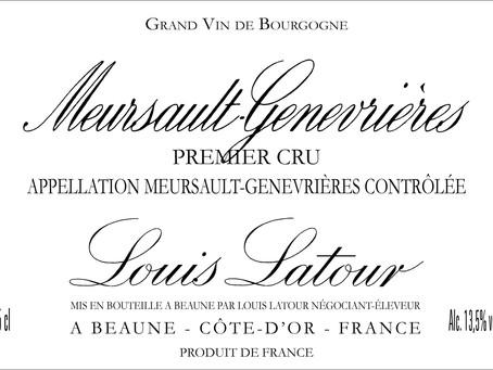 Ex-Domaine Louis Latour Mature Grand Cru & 1er Cru Whites from Only HK$320 per bottle