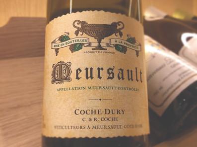 當優質的年份遇上明星酒莊 -- 2017 Coche-Dury Meursault梅索白酒
