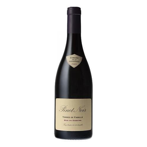 Bourgogne Pinot Noir Terres de Famille 2015 | Domaine de la Vougeraie (1*75cl)