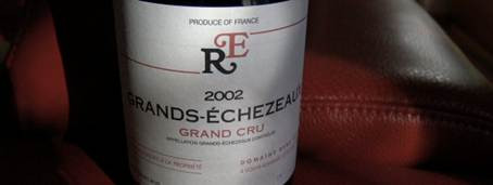 A lost domaine - wonderful parcel from Domaine Rene Engel 2002 and 2003