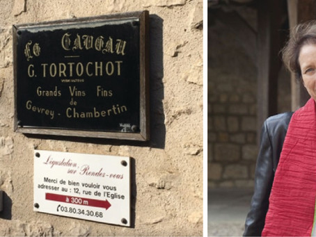 A Trip to Burgundy - Domaine Tortochot, February 2017