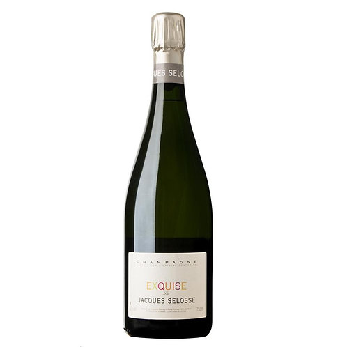 Exquise Sec (Disgorged 2020) NV | Jacques Selosse (1*75cl)