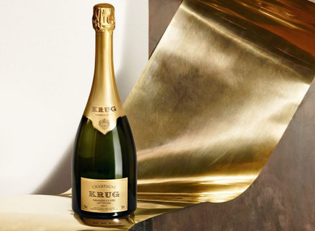 """Hard To Stop Sipping"", Latest Release Krug Grande Cuvée 168th Edition at HK$1,180/Bt Only!"