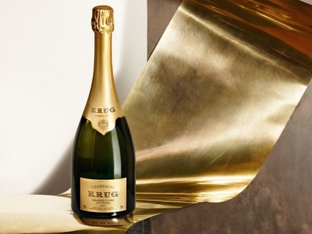 """""""Hard To Stop Sipping"""", Latest Release Krug Grande Cuvée 168th Edition at HK$1,180/Bt Only!"""