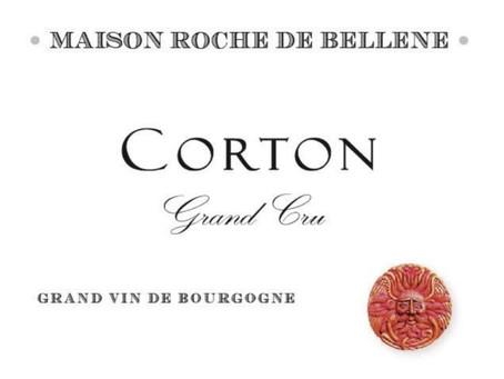 "A Week of Burgundy Grand Crus #1: ""Very Different!"" JR, Nicolas Potel Corton Grand Cru 201"
