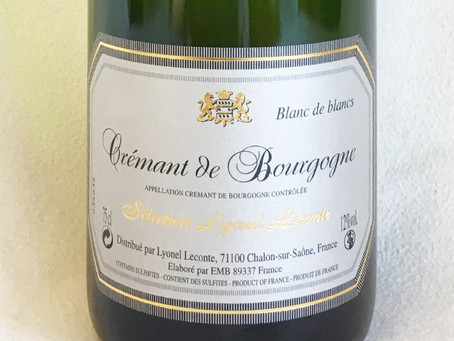 An Amazing Champagne Alternative to Stock Up for Christmas - Bailly Lapierre Cremant de Bourgogne Se