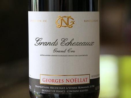 """A Superb Grands-Echézeaux"" Neal Martin, Latest Release, 2017 Georges Noellat Grands-Echéz"