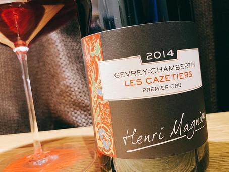 """🍷""""Wines For Home"""" #6-World's Best Price! 2014 Henri Magnien Gevrey-Chambertin Les Cazetiers 1er Cru"""