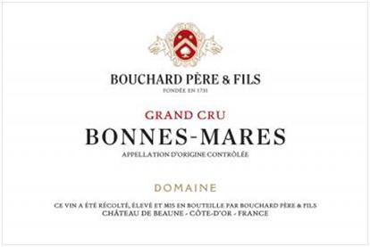 92-95pts AM, Bouchard Bonnes-Mares Grand Cru 2011 At HK$1,950 Per Bottle
