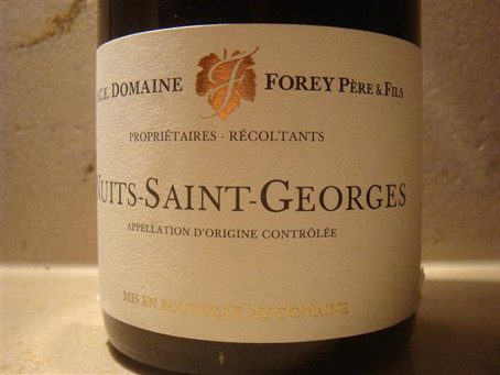 A Magnum 2009 at only HK$750 per Mag - Forey Pere et Fils Nuits St Georges 2009