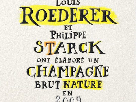 Special Price! 94pts James Suckling, Louis Roederer Philippe Starck Millesime 2009 from Only HK$420/