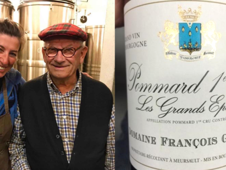 Francois Gaunoux Pommard Les Grands Epenots 1er Cru 1996 and 1995 at Only HK$750 Per Bottle