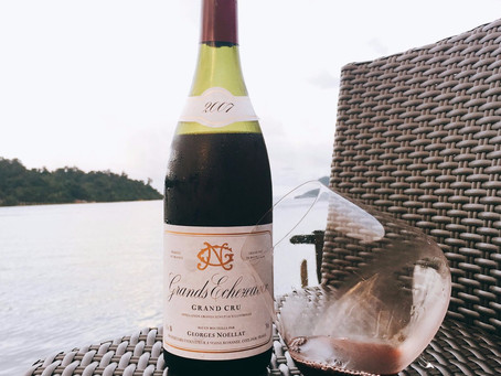 Tasted and Highly Recommended - Georges Noellat Grands Echezeaux 2007