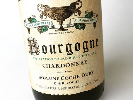 Coche Dury Bourgogne Blanc & Meursault, A Top Name You Should Buy