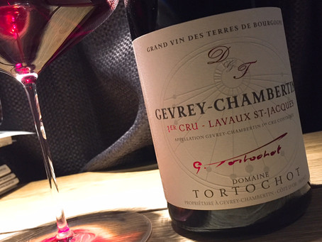 Ex-Domaine Offer! Tortochot Gevrey-Chambertin Lavaux St Jacques 1er Cru 2014, Only HK$480/bt